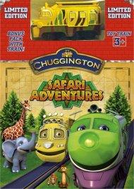 Chuggington: Safari Adventures (With Toy Train) Movie