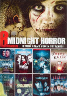 8 Movie Midnight Horror Collection: It Will Leave You In Stitches! Movie
