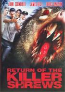 Return Of The Killer Shrews Movie
