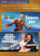 Calamity Jane / Seven Brides For Seven Brothers (Double Feature) Movie