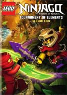 LEGO: Ninjago Rebooted Tournament Of Elements - Season Four Movie