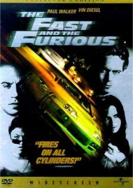 Fast And The Furious, The: Collectors Edition Movie
