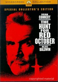 Hunt For Red October, The: Special Collectors Edition Movie