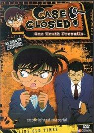 Case Closed: Season 4, Volume 3 - Like Old Times Movie