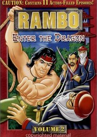 Rambo: Volume 2 - Enter The Dragon Movie