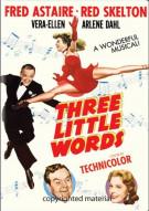 Three Little Words Movie