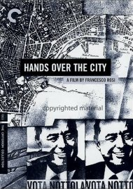 Hands Over The City: The Criterion Collection Movie