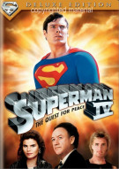 Superman IV: Deluxe Edition Movie