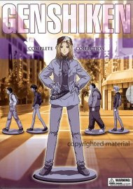 Genshiken: The Complete Collection Movie