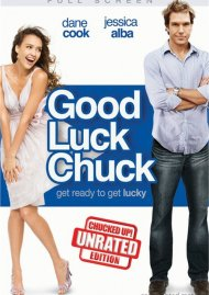 Good Luck Chuck: Unrated (Fullscreen) Movie