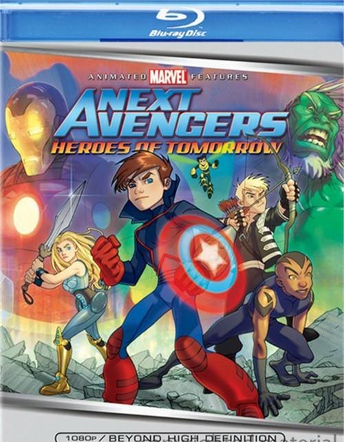 Next Avengers: Heroes Of Tomorrow Blu-ray