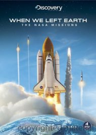 When We Left Earth: The NASA Missions (Steelbook) Movie