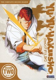 Yu Yu Hakusho: Ghost Files - The Complete Second Season Movie