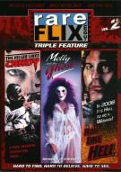 Rareflix: Volume 2 (Triple Feature) Movie