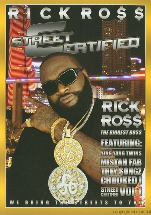 Rick Ross: Street Certified Movie