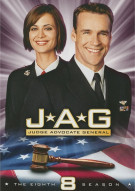 JAG: The Complete Eighth Season Movie