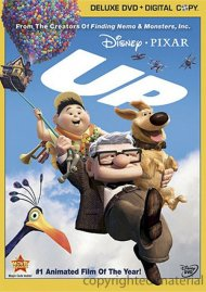 Up: Deluxe Edition Movie