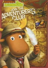 Backyardigans Join The Adventurers Club, The Movie