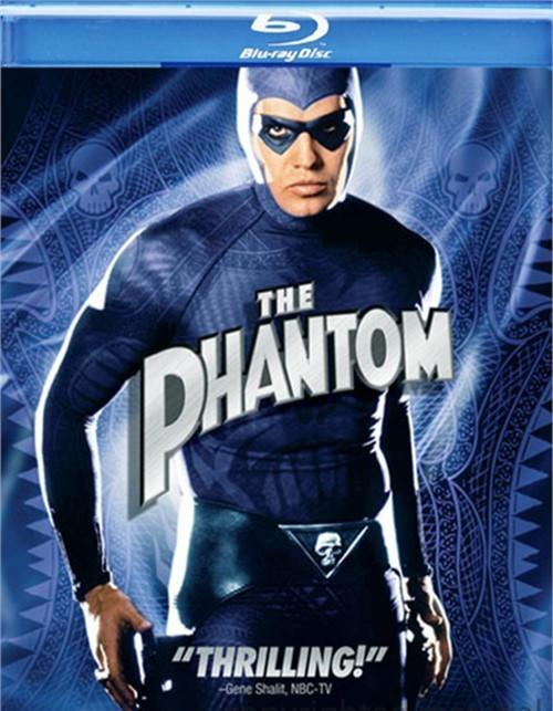 Phantom, The Blu-ray