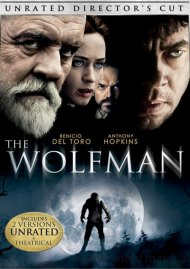 Wolfman, The: Unrated Directors Cut Movie
