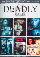 Midnight Horror Collection: Deadly Games Movie