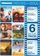 6 Movie Pack: Miramax Movies With Soul Movie