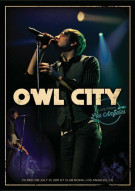 Owl City: Live In Los Angeles Movie