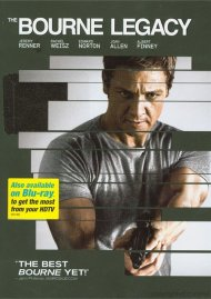 Bourne Legacy, The Movie