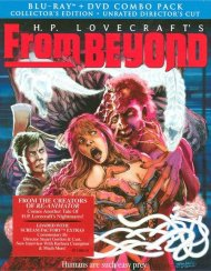 From Beyond: Collectors Edition (Blu-ray + DVD Combo) Blu-ray