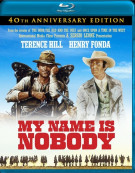 My Name Is Nobody Blu-ray