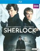 Sherlock: Season Three Blu-ray