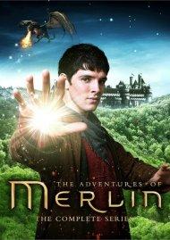 Merlin: The Complete Series Movie