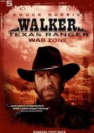 Walker, Texas Ranger Vol. 5: War Zone Movie
