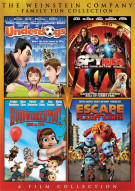 Family Fun Collection 4-Pack Movie
