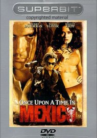 Once Upon A Time In Mexico (Superbit) Movie