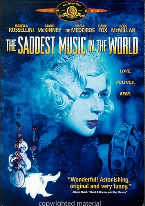 Saddest Music In The World, The Movie