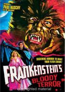 Frankensteins Bloody Terror Movie