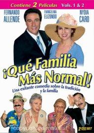 Que Familia Mas Normal: Volumes 1 & 2 Movie