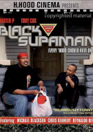 Black Supaman (With CD) Movie