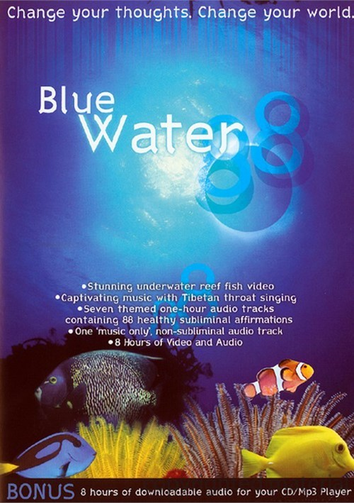 Blue Water 88: Subliminal Healing For Your Subconscious Mind Movie