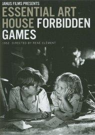 Forbidden Games: Essential Art House Movie