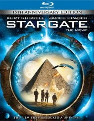 Stargate: 15th Anniversary Edition Blu-ray