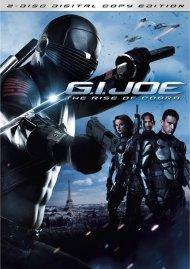 G.I. Joe: The Rise Of Cobra - 2 Disc Digital Copy Edition Movie