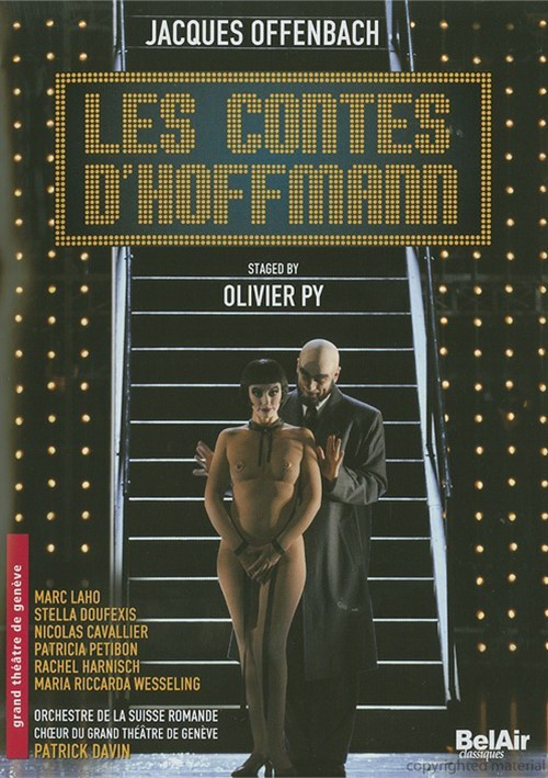 Jacques Offenbach: Les Contes DHoffmann Movie
