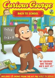Curious George: Back To School Movie
