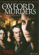 Oxford Murders, The Movie