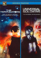 Terminators, The / Universal Soldiers (Double Feature) Movie