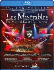 Les Miserables: 25th Anniversary Blu-ray