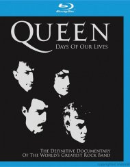 Queen: Days Of Our Lives Blu-ray
