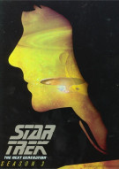 Star Trek: The Next Generation - Season 3 (Repackage) Movie